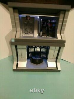 Custom Star Wars diorama for 3,75 figure