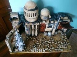Custom Star Wars diorama for 6 figure