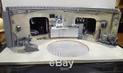 Custom Star Wars diorama garage Lars Homestead