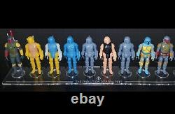 Custom Vintage Star Wars Boba Fett Rocket Firing Action Figures Job Lot Bundle