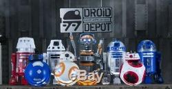 Customize Build Your Own Star Wars Galaxys Edge Droid R-Series Or BB-Series