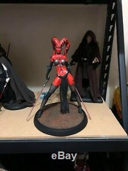 Darth Talon 1/4 Custom Statue Nt Sideshow Collectibles Star Wars Premium Format