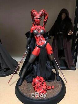 Darth Talon 1/4 Custom Xionart Statue Star Wars Premium Format PF 40 Worldwide