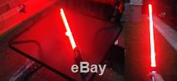 Darth Vader Lightsaber, Korbanth MPP, FX Custom Star Wars