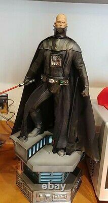 Darth Vader Lord Of The Sith Custom Statue Star Wars