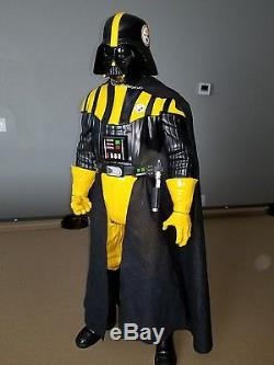Darth Vader Steelers Custom Painted 31 Inch Figure Star Wars