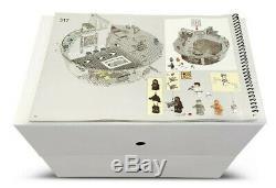 Death Star Custom Star Wars Building Block Set, New 4016 Pcs fits Lego 75159