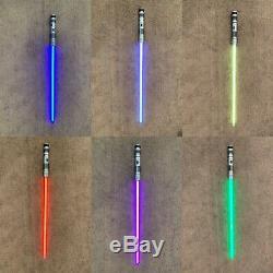Disney Galaxy's Edge Star Wars Savi's Workshop Peace & Justice Custom Lightsaber