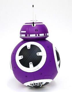 Disney Star Wars Galaxy's Edge Droid Depot Purple Custom BB Astromech