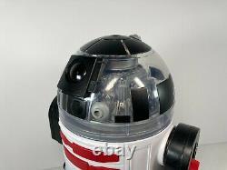 Disneyland Star Wars Galaxy's Edge Droid Depot Custom R Unit Astromech NO REMOTE