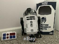 Disneyland Star Wars Galaxys Edge Custom Astromich Unit Droid R-series R2D2
