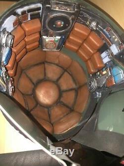 EFX Collectibles Boba Fett FULL CUSTOM SOFT LINER PCR Helmet Brand NEW Star Wars