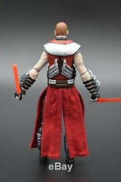 ENDOR STARKILLER custom Star Wars action figure 3.75 the Force Unleashed