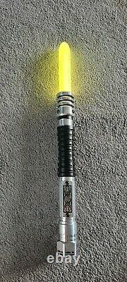 ElectrumSabercrafts Remnant (NeoPixel) Star Wars Custom Smart Saber NO BLADE