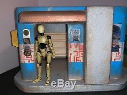 Empire Toy Works 3 Piece Building Playset Diorama Star Wars Acid Rain 118 3.75