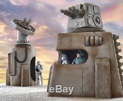 Empire Toy Works Custom Bunker and Tower Playset Diorama Star Wars 118 3.75
