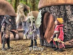 Empire Toy Works Custom Ewok Tree Hut 12pc Playset Diorama Star Wars 118 3.75