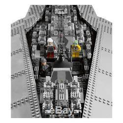 Free shipping Custom LEGO Star Wars Star Destroyer 10221 3208 Pieces