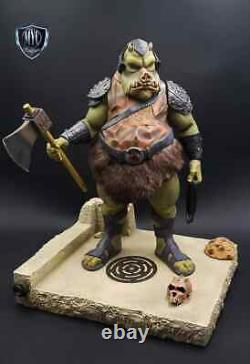 Gamorrean Guard 1/4 Scale MYC Sculptures Custom Statue Star Wars