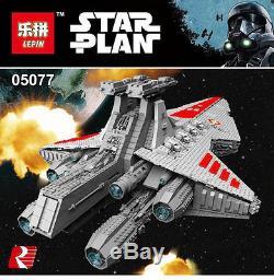 HUGE! UCS Republic Cruiser 6125 pcs Custom Lego Star Wars 7665 8039 -PRESALE