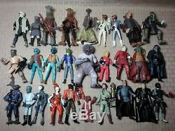 Hasbro Star Wars Tatooine Cantina Lot Bar Pieces Band Patrons + Custom Figures