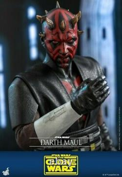 Hot Toys 1/6 TMS024 The Clone Wars Darth Maul Sam Witwer Action Figure Model