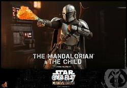 Hot Toys 16 TMS014 Star Wars The Mandalorian & The Child Collection Toy Presale