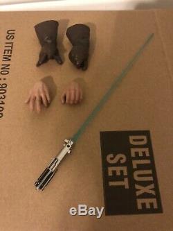Hot Toys MMS390 Luke Skywalker Star Wars Force Awakens 1/6 Custom
