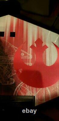 Hot Toys MMS459 Star Wars The Last Jedi Leia Organa 1/6 Custom dress