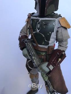 Hot Toys Star Wars 1/6 Scale Boba Fett Mandalorian Custom Figure