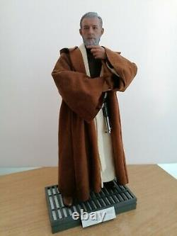 Hot Toys Star Wars Obi Wan Kenobi Custom Figure