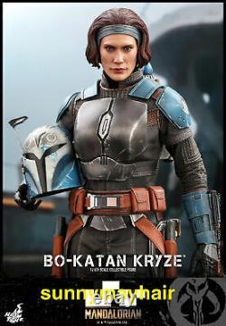 HotToys 1/6 TMS035 The Mandalorian Bo-Katan Kryze Armor Action Figure Model