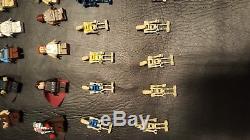 Huge Custom-Lego Star Wars Minifigure Lot