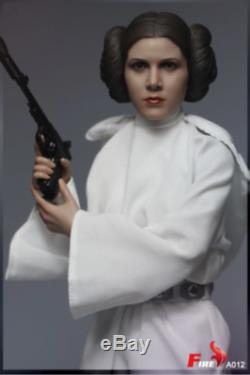 IN STOCK FIRE 1/6 Star Wars Princess Leia with SEAMLESS body FULL COMPLETE SET