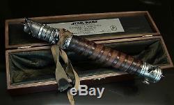 Jedi Killer Starkiller Kota Mythos custom lightsabser ROLIGHTSABER Star Wars