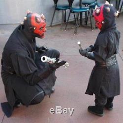 Jedi Tunic Star Wars Costume Luke Mace Windu Custom Made 4 Men Women Children