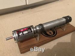 KR Sabers Flagship Custom Lightsaber Star Wars Old Republic Pixel Proffieboard