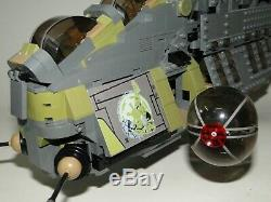 Kashyyyk Gunship Olive Version CUSTOM Star Wars aus LEGO UNIKAT