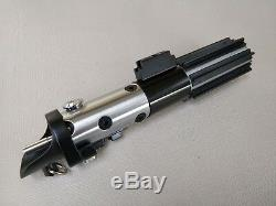 Korbanth DV6 Darth Vader Star Wars ROTJ Custom Lightsaber NBv4 Full Chassis