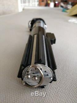 Korbanth DV6 Darth Vader Star Wars ROTJ Custom Lightsaber NBv4 Full Chassis