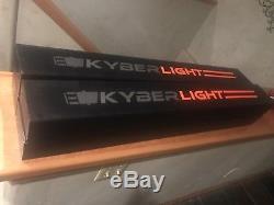 Kyber lightsaber Jedi Star Wars Light Cosplay Blade Custom Crystal Kyberlight