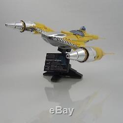 LEGO 10026 Star Wars Naboo Starfighter UCS 10026 Custom Chromed