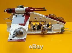 LEGO STAR WARS 75021 Gunship Clone Trooper lot Custom AT-RT
