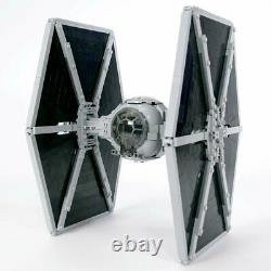 LEGO STAR WARS CUSTOM TIE FIGHTER COLLECTION Minifigure Scale