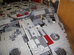 Lego Star Wars Ucs 10179 Millenium Falcon Custom Build