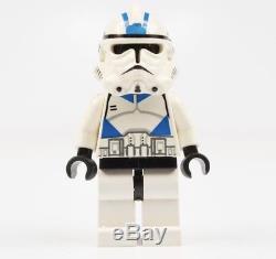 LEGO Star Wars Clone EP3 Minifigure Figure 7260 7655 7261 501st Custom Blue
