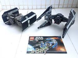 LEGO Star Wars Custom Hangar MOC 35 Minifigure 6206 4479 8087 Stormtrooper