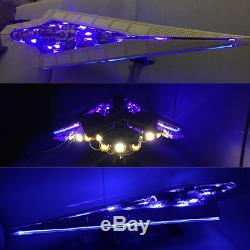 LEGO Star Wars Execytor Super Star Destroyer New Custom LED Light Kit Set