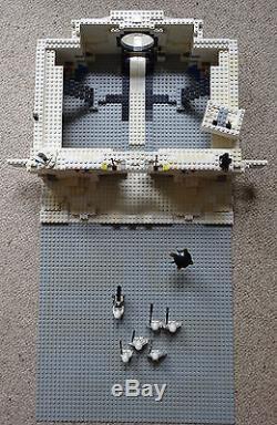 LEGO Star Wars HOTH Base, blast doors, figures, base plates Unique custom made
