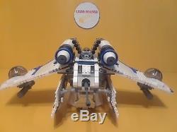 LEGO Star Wars Set 75021 CUSTOM 501st GUNSHIP (MUST SEE!)